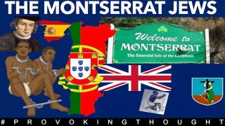 🇨🇮1632 IRISH SLAVE TRADE OF THE MONTSERRAT JEWS 🇲🇸