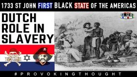 1733 ST JOHN FIRST BLACK STATE OF THE AMERICAS |