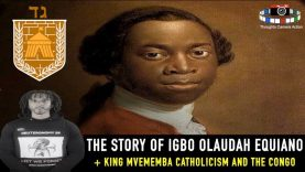 🇳🇬 1745 THE LIFE OF IGBO OLUDAH EQUIANO THE HEBREW