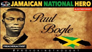 🇯🇲1865 PAUL BOGLE: COMPILATION JAMAICAN NATIONAL HERO KILLED THE BRITISH
