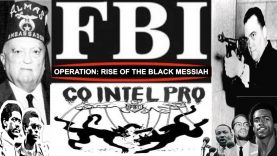 🇺🇸1956 FBI COINTELPRO OPERATION: THE RISE OF THE BLACK MESSIAH