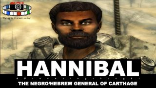 🇪🇸 247 BC HANNIBAL THE NEGRO GENERAL OF CARTHAGE |