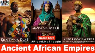 ANCIENT AFRICAN (HAM & SHEM) EMPIRES DOCUMENTARY #PROVOKINGTHOUGHT