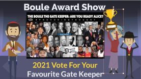 🏆 BOULE AND GATE KEEPER AWARD SHOW…