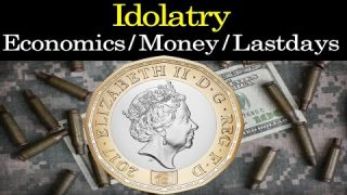 💸BUYING AND SELLING Idolatry Economics/Money/Lastdays