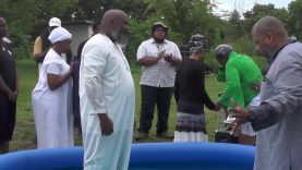 Baptism Immersion Service Qodesh Event, People receive the Ruach! Set