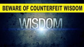 Beware of Counterfeit Wisdom – Proverbs 31 School of Wisdom