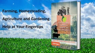 Book Finally Ready to Order – Farming, Homesteading, Gardening, Project
