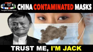 🇨🇳CHINA CONTAMINATED MASK: TRUST ME, I'M JACK 😷