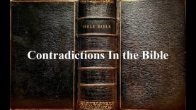 Contradictions in the Bible: Uncovering True Bible History Episode 1