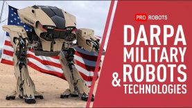 DARPA – robots and technologies for the future management of