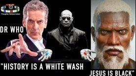 "DR WHO "" HISTORY IS A WHITE WASH"" MATRIX"