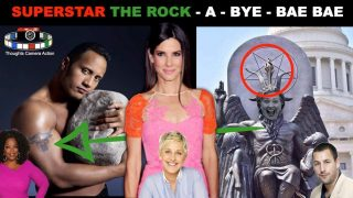 DWAYNE JOHNSON & SUPERSTAR ROCK A BYE BAE BAE