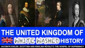 🇬🇧 ENGLAND AND SCOTLAND WHITEWASHED HISTORY – Sir John Mackay