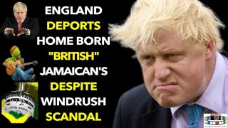 "🇬🇧ENGLAND DEPORTS HOME BORN 🇯🇲""BRITISH"" JAMAICAN COMMONWEALTH CITIZENS DESPITE WINDRUSH"