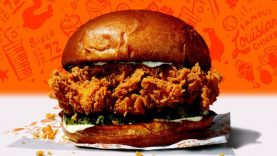 FAST FOOD GENOCIDE Popeye's Chicken Sandwich