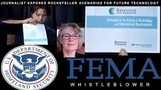 FEMA Whistleblower EXPOSES Mark of the Beast System VACCINE NANO