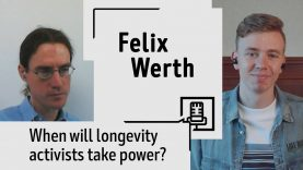 Felix Werth: German Party for Health Research. Is transhumanism a