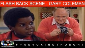 GARY COLEMAN FLASHBACK – AGENDA is not new