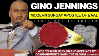 GINO JENNINGS SUNDAY APOSTLE OF BAAL – DON'T GET TRIGGERED
