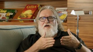 Gabe Newell on Valve's Brain Computer Interfaces and Gaming Inside