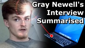 Gray Newell Interview on Brain Computer Interfaces Summarised