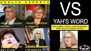 HEALTH EXPERTS vs YAH'S WORD (WAS DANIEL A VEGETERIAN?)