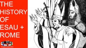 HISTORY + PROPHECY OF EDOM/ROME (DON'T MISS THIS)