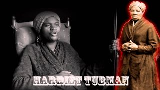 Harriet Tubman responds to the hate after the plan to