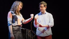 How to control someone else's arm with your brain |