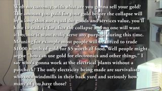 How to prepare for what's coming. Dollar collapse, Tribulation, Riots,