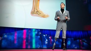 How we'll become cyborgs and extend human potential | Hugh