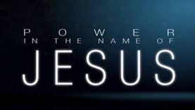 Is the power in your Faith or the name of