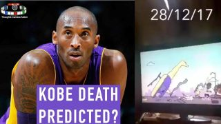 KOBE BRYANT DEATH SCRIPTED 3 YEARS AGO…