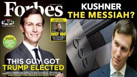 KUSHNER THE MESSIAH?
