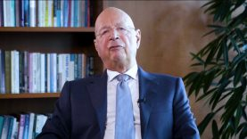 Klaus Schwab World Economic Forum, Founder and Executive Chairman at