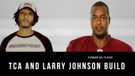 LARRY JOHNSON | BUILD | DISCUSSION | UK TO USA