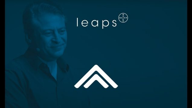 Leaps Talk #4 | Peter Diamandis: CRISPR, AI, & Brain-Machine