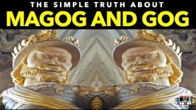 MAGOG AND GOG AKA YA'JUJ MA'JUJ The Simple Truth 🇷🇺🇰🇿🇨🇳🇰🇵