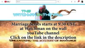 Marriage Series: Mystery of Marriage Video