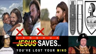 """⛴️My """"Jesus"""" saves you've lost your mind. You've lost your"""