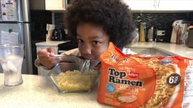 NEVER Feed Children RAMEN NOODLES