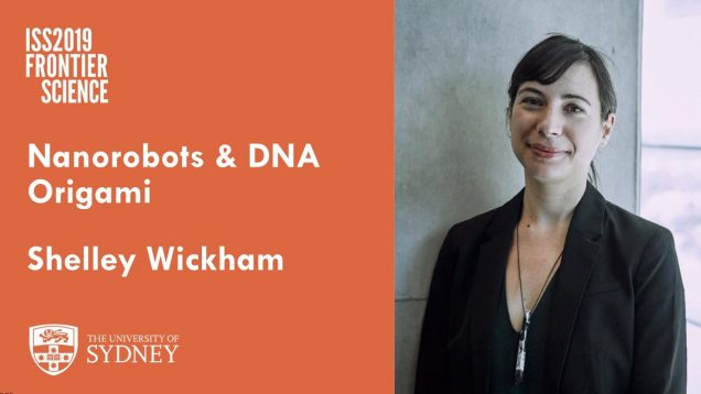 Nanorobots & DNA Origami — Dr Shelley Wickham