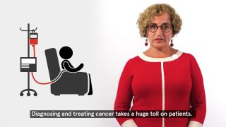 Nanorobots detecting and treating cancer: Professor Hala Zreiqat