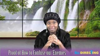 Proof of how to confuse our Enemies – The Blood
