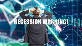RECESSION WARNING!!! Economy could be going bad real soon