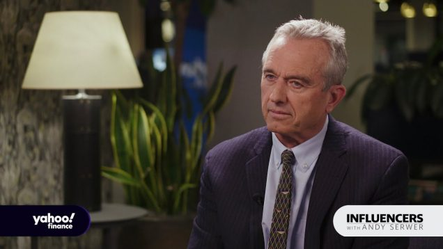 Robert Kennedy Jr. on 'Controversial' Vaccines, Trump, and climate change