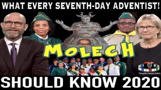 SDA CHURCH EXPOSED | MOLECH FREEMASONRY ZIONISM PART 2/2