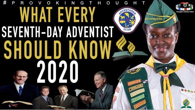 SEVENTH DAY ADVENTIST | EXPOSED PART 1/2