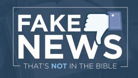 SOME BIBLE APPS – ARE FAKE NEWS